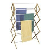 Household Essentials Mega Wood Dryer with Vinyl Covered Dowels