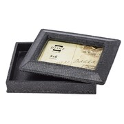 Prinz Burton Resin Box with Croco Pattern