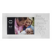 Prinz Bundle Of Joy 'Two Feet' Matte Resin Picture Frame
