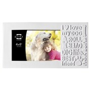 Prinz 'Pet' Faithful Friend Matte Resin Picture Frame