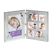 Prinz Pride And Joy Seven Opening Silver Plated Picture Frame