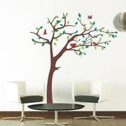 Pop Decors Nursery Tree Removable Vinyl Art Wall Decal