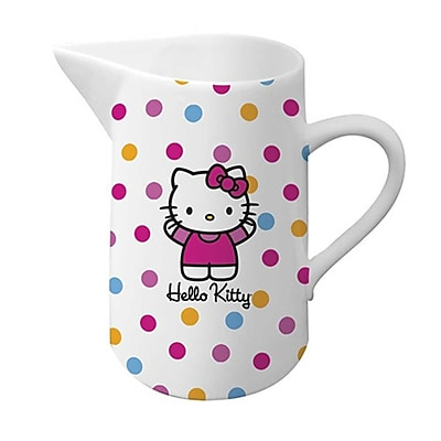 Paperproducts Design Hello Kitty Polka Dot Pitcher