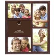 Prinz 5 Opening Sonoma Wood Picture Frame; Espresso