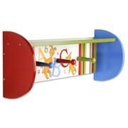 Trend Lab Dr. Seuss ABC Shelf w/ Pegs