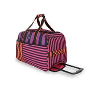 French West Indies French West Indies 13'' 2 Wheeled Travel Duffel