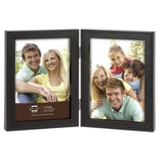 Prinz 2 Opening Sonoma Hinged Wood Picture Frame; 8'' x 10''