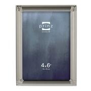 Prinz Canton Metal Picture Frame; 4'' x 6''