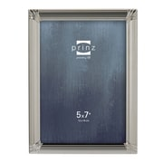 Prinz Canton Metal Picture Frame; 5'' x 7''