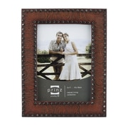 Prinz New Frontier Resin Picture Frame; 5'' x 7''