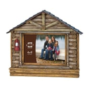 Prinz Lakeview Wood Picture Frame; 6'' x 4''