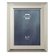 Prinz Clybourn Metal Picture Frame; 5'' x 7''