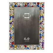 Prinz Armitage Metal with Jewels Picture Frame