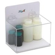 TrippNT Lab Box w/ Lid; Clear