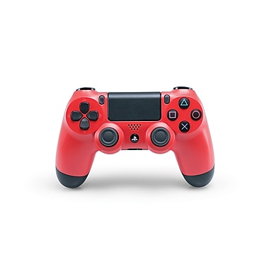 PlayStation® 4 DUALSHOCK® 4 Wireless Controller, Magma Red
