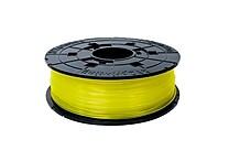 da Vinci Jr. PLA Filament - CLEAR YELLOW 600G