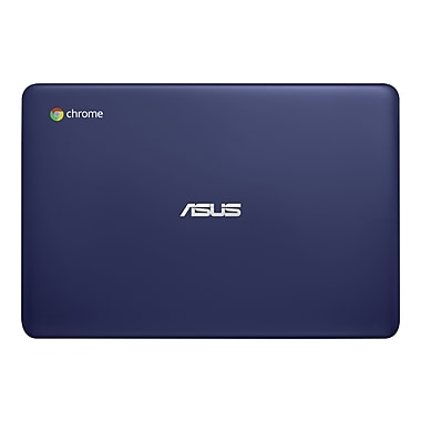 "ASUS Chromebook C201PA DS02 - Rockchip Cortex-A17 RK3288C - 11.6"" HD Display - 4 GB RAM - 16 GB SSD - C201PA-DS02 - Blue"
