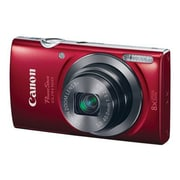 Canon® PowerShot ELPH 160 20 MP Digital Camera, Red