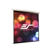 "Elite Screens® VMAX2 VMAX100XWV2 Ceiling/Wall Mount Electric 100"" Projection Screen"