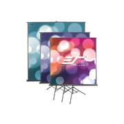 Elite Screens® Tripod B Portable Projector Screen, 85""