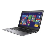 "HP EliteBook 840 G2 14"" HD+ Display, Intel Core i5 5200U, 128GB SSD, 4GB RAM, 64-Bit Windows 7 Professional Ultrabook, Black"
