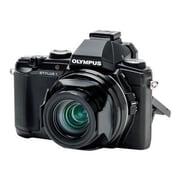 Olympus Stylus 1s 12 MP Digital Camera, Black