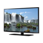 "Samsung J6200 Series UN40J6200AFXZA 40"" 1080p Full HD Smart LED TV, Black"