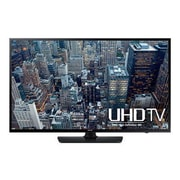 "Samsung JU6400 Series UN40JU6400FXZA 40"" 2160p UHD Smart LED TV, Black"