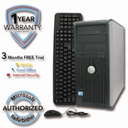 Refurbished DELL 780 1TB HDD 8G DDR3 RAM, Core 2 Quad Q8200 2.33GHz, W7, Pro 64 Bit