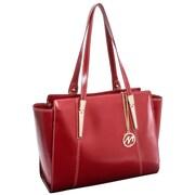 McKleinUSA M Series Red Top Grain Leather ALDORA (97506)