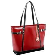 McKleinUSA M Series Red Top Grain Leather SERAFINA (97566)