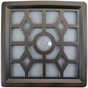Light It! 4-LED Soft Glow Sensor Light (bronze)