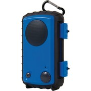 Ecoxgear EcoExtreme iPhone®/iPod® Rugged Waterproof Case With Built-in Speaker (blue)