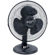 "Comfort Zone 12"" High Velocity Cradle Fan"