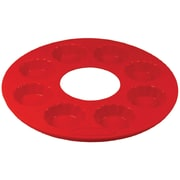 Orka 8-mold Tartlet Pan, Set Of 2 (red)
