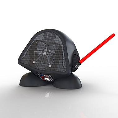 Ekids – Haut-parleur Bluetooth Darth Vader classique