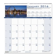 "House of Doolittle 2016 Monthly Wall Calendar, 12"" x 12"""