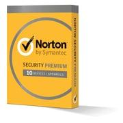 Norton - Logiciel Security Premium, jusqu'à 10 dispositifs