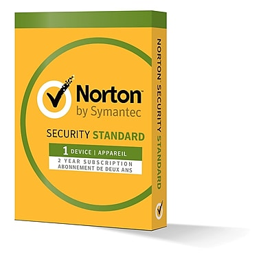 Norton Security Standard, 1 Device, 24 Months