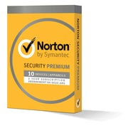 Norton Security Premium, Up to 10 Devices, 24 months