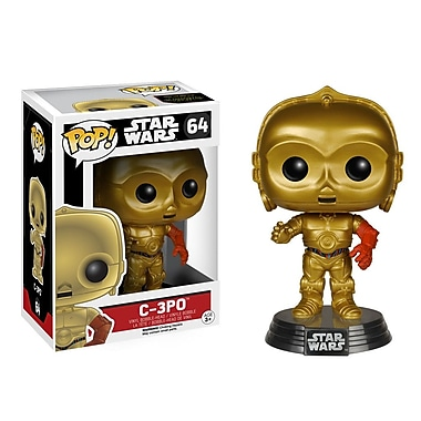 Pop! Star Wars, C3PO