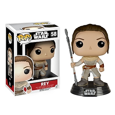 Pop! Star Wars, Rey