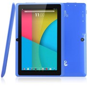 "Dragon Touch Y88X - Tablet - Android 4.4 (Kitkat) - 8 GB - 7"" - Y88X BL - Blue"
