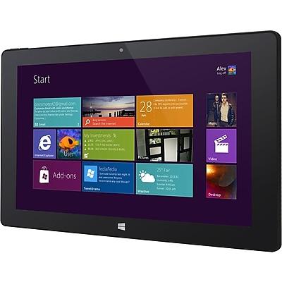 """""Dragon Touch I10x - 10.1"""""""" - Windows 8.1 - 2 GB RAM - 64 GB SSD - i10X - Black"""""" IM1ZN2872"