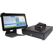 Royal Sovereign® All-in-One Point Of Sales Tablet System, Black (RPOS-10M)