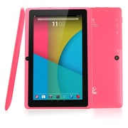"Tablet Express Dragon Touch® Y88X 7"" Tablet, 8GB, Android 4.4 KitKat, Pink"
