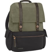 Timbuk2 Sunset GI Green/Black Waxed Nylon Backpack (453-3-5286)
