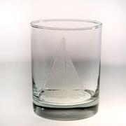 Rolf Glass Sailboat DOF Glass (Set of 4)