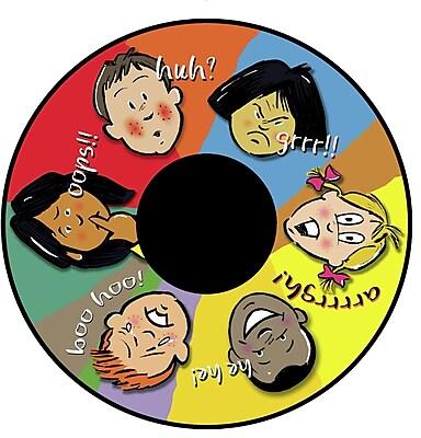 FlagHouse Emotions Effect Wheel WYF078275842991