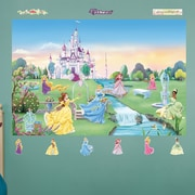 Fathead Disney Princess Wall Decal